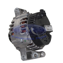 Alternador - ( Zetec Rocam, Exceto 1.0 Supercharger ) ( Ford