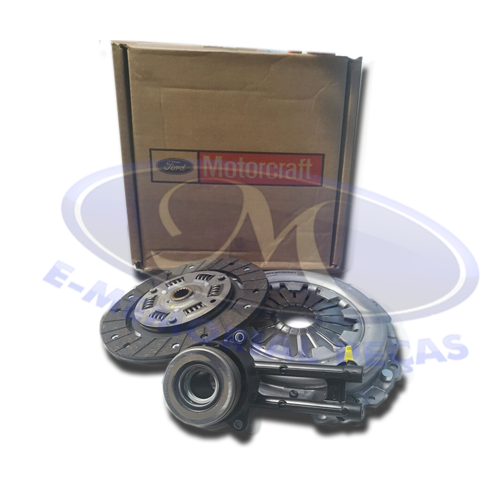 Kit Embreagem (plato e Disco Original Ford e Atuador Luk) (z