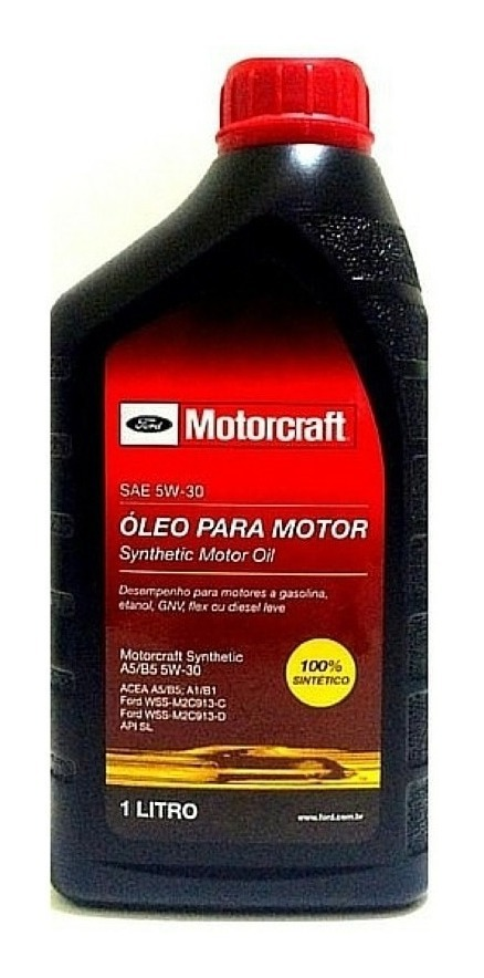 Oleo 5w30 Motorcraft do Motor