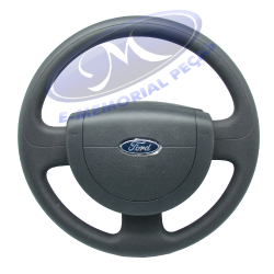 Volante de Direcao (sem Air Bag) - Original Ford Unidade -