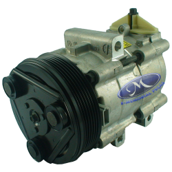 Compressor do Ar Condicionado - Peca Original - - Unidade -