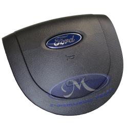 Air Bag DO MOTORISTA ( PRETO ) - ORIGINAL FORD - - Unidade -