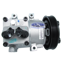 Compressor do Ar Condicionado - Original Ford Unidade - f