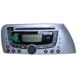Radio Am/fm Stro/mp3/cd/clk ( Ford Ka - Serie Especial ) - O