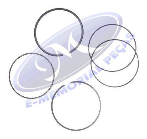 Jogo de Aneis do Pistao (std) (para 1 Pistao) (duratec 2.5)