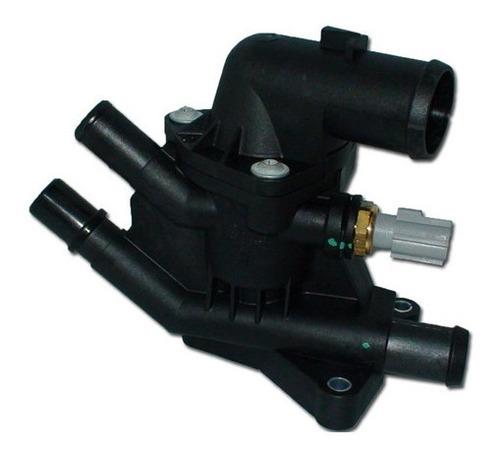 Conexao de Entrada D Agua Com Valvula Termostatica e Sensor