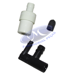 Valvula Pcv - Ventilacao Positiva do Carter - Original Ford