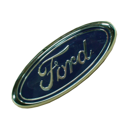 Emblema ( Ford ) da Grade do Radiador - Original Ford - - Un