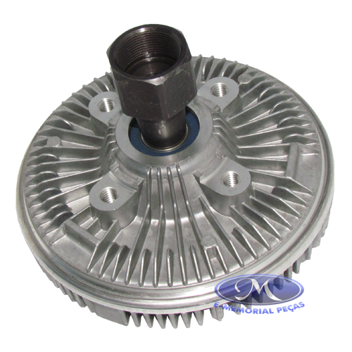Embreagem Viscosa do Ventilador do Motor ( F-250 99 a 2011 3