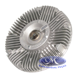 Embreagem Viscosa do Ventilador do Motor - (f-250 1999 a 200