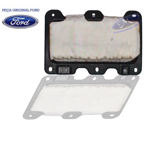 AIR-BAG DO PASSAGEIRO ( NEW FIESTA 2010 A 2013 HATCH E SEDAN