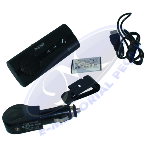 Bluetooth - Viva Voz - (todos Os Carros Ford) - Original For